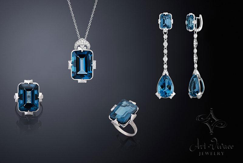 Ледяная синева