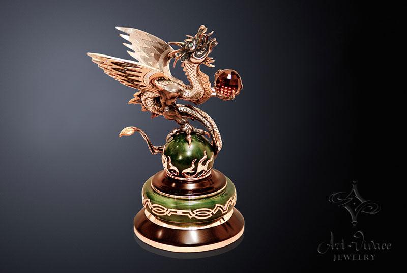 Печатка  Дракон