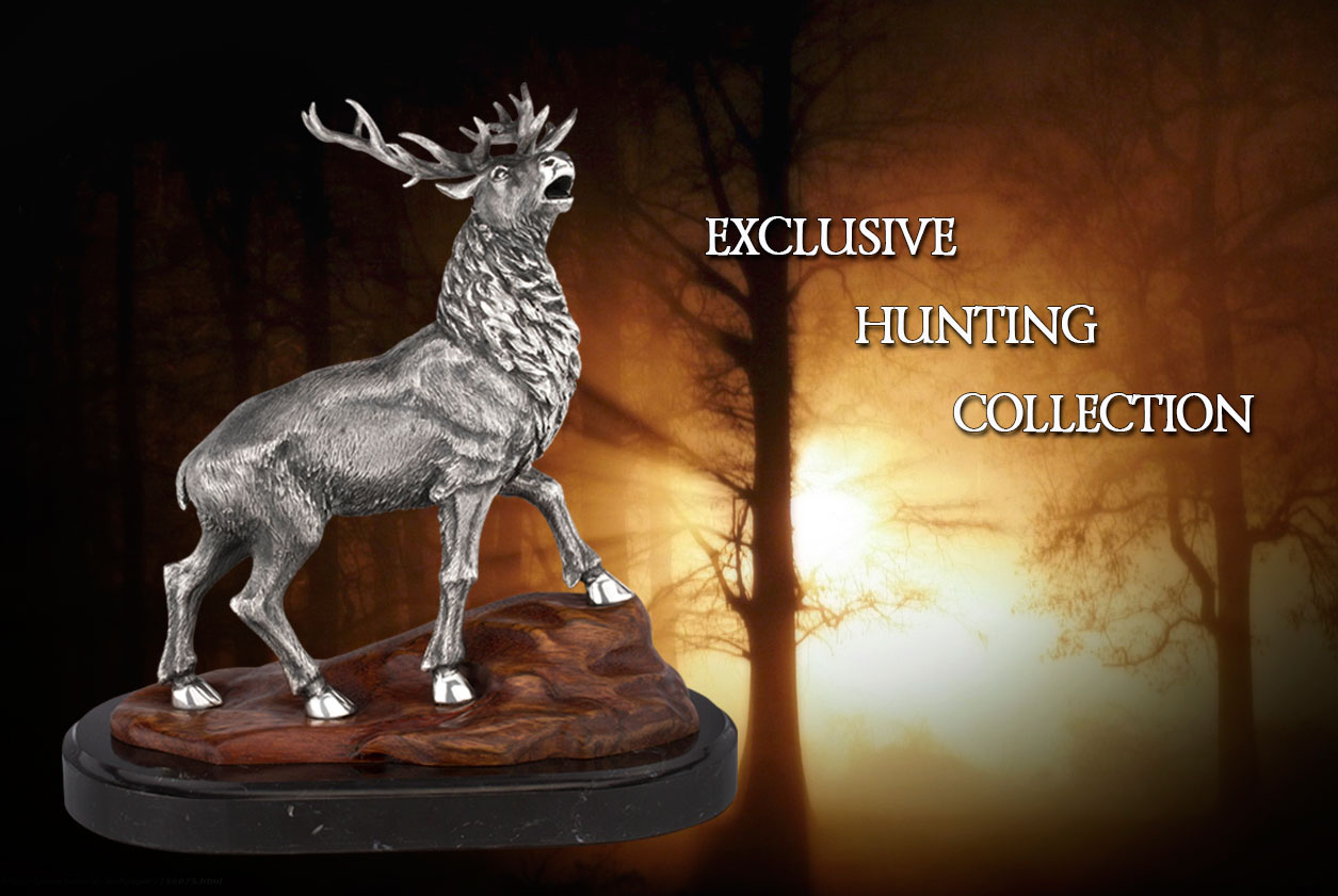 Exclusive hunting collection